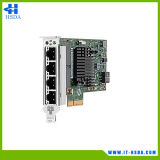 811546-B21 Ethernet 1GB 4-Port 366t Adapter Network Card