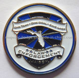 Gold Plated Soft Enamel Customized Challenge Coin