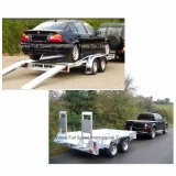 Car Trailer for Tandem Axle Max Loading 1.5t-2t
