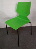Reddot Awarding Modern Design Colorful Stackable Plastic Dining Chair