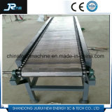 Hot Sales Chain Plate Slat Conveyor Price for Food Transmission