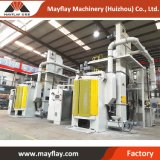 Automatic Hanger Hook Type Rotary Table Shot Blasting Machine for Sale