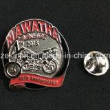 Factory Custom Souvenir Pin Badge at Competitve Price