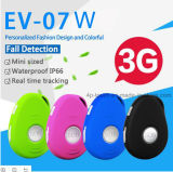 3G Waterproof Portable GPS Tracker for Personal/Child/Adult with Multifunctions EV-07W