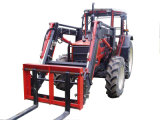 80HP 90HP 100HP 120HP 150HP Wheeled Agriculture Farm Tractor with A/C Cabin/ Front Loader