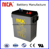 Hot Sale 6V 420ah VRLA AGM Solar Marine Deep Cycle Battery
