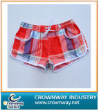 Yarn Dyed Cotton Beach Shorts/Board Shorts for Men (CW-WB-S-1)