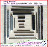 Carbon Steel Zinc Plated Galvanized Acme ASTM Thread Rod/ Threaded Rod