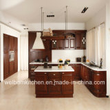 (Hangzhou Welbom) Custom Made High Glossy Kitchen Cabinet