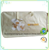 Custom Printing PVC Blanket Quilt Duvet Storage Zipper Bag
