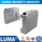 Acess Control Barrier Stainless Steel Flap Barrier Turnstile
