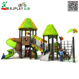 Produce The Best Quality Kids Outdoor Playground, Plastic Toys Playground Toys China