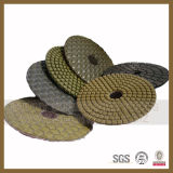 Wet/Dry Resin Bond Diamond Polishing Pads for Marble Granite