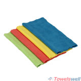 Rippled Edge Microfiber Cloth for Cleaning