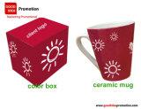 Promotional Ceramic Coffee Mug with Cutomer Design Logo