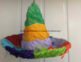 Factroy Sell Handmade Paper Pinata as Arts and Crafts for Decor