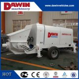 60 80m3/H Trailer Concrete Pump with Kawasaki Oil Pump for Sale