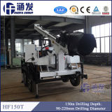 Your Best Choice! Hf150t Well Drilling Machine for Home Use