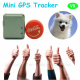 Portable Mini GPS Tracker with GPRS Real-Time Tracking V8