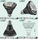 98ra CREE Chips Scob Patent Leiso LED PAR30 Dimmable