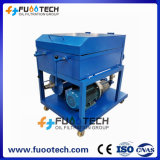 Carbon Steel Plate Pressure Hydraulic Oil Purifier, Waste Gear Oil Recycling Machine with Filter Paper 6000 Liters/Hour