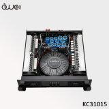 3 Channels Black Panel Power Audio Amplifier