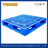 1000*1000*150mm Durable Single Face Plastic Pallet Prices From Manufacture