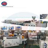 Sjsz 80/156 Double Screw Plastic PVC UPVC Pipe Extrusion Line