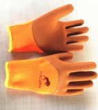 Industrial Work Gloves Latex Foam Cold Resistant Gloves Wholesale