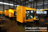 Starlight Trailer Mobile Diesel Generator Used as Backup Power Supply