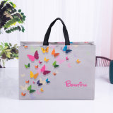Ecological Hot Selling Top Quality Laminated Non-Woven Tote Shopping Bag