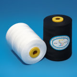 40/2 4500y Competitive Price Dyeing Color Stitching Polyester Sewing Thread