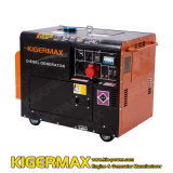 Factory Price 5kw Soundproof Small Power Silent Type Diesel Portable Generator