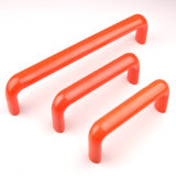 OEM Design Glossy Plastic Pull Handle for Furniture Door