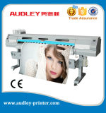 High Speed Double Head Eco Solvent Printer in China