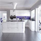 Best Price Grey/White Wooden Kitchen Cabinet