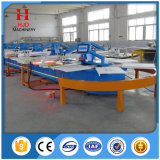 Automatic Oval Screen Garment Printing Machine with Long Working Life