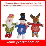 Promotion Gift - Stuffed Christmas Toy - Chocolate / Candy Bag