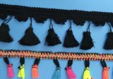 Fashion Curtain Lace Tassel Scarf Accessories