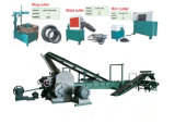 Waste Tyre Recycling Machine/Rubber Powder Production Line