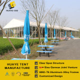 15m Span Width Glass Walls Wedding Marquee Tent (hy005)