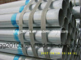 ASTM a 500 Hot Dipped Galvanized Welded Steel Pipe