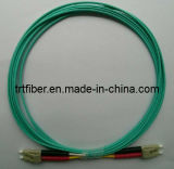 LC/Upc-LC/Upc Om3 10g 50/125um Duplex Fiber Optic Patch Cords