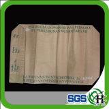 Cheap Kraft Paper PP Woven Valve Bag in China