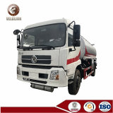 Dongfeng 12000liters 12cbm Fuel Tank Truck 10ton Tanker Oil Delivery Diesel Gasoline Transportation Vehicle