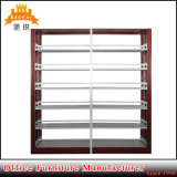 Factory Best Price Library Furniture Metal Book Shelf