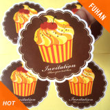Wholesale Good Quality Printed Cake Mania Sticker
