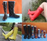 Various Waterproof Rubber Rain Boot, Colourful Women Rubber Boot, Wellington Boot