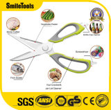 7 in 1 Multi-Function Kitchen Fish Cutting Scissors with Magnet