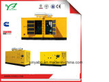 Super Silent Type Diesel Genset 100kVA Diesel Generator 80kw Price with Cummins Engine
